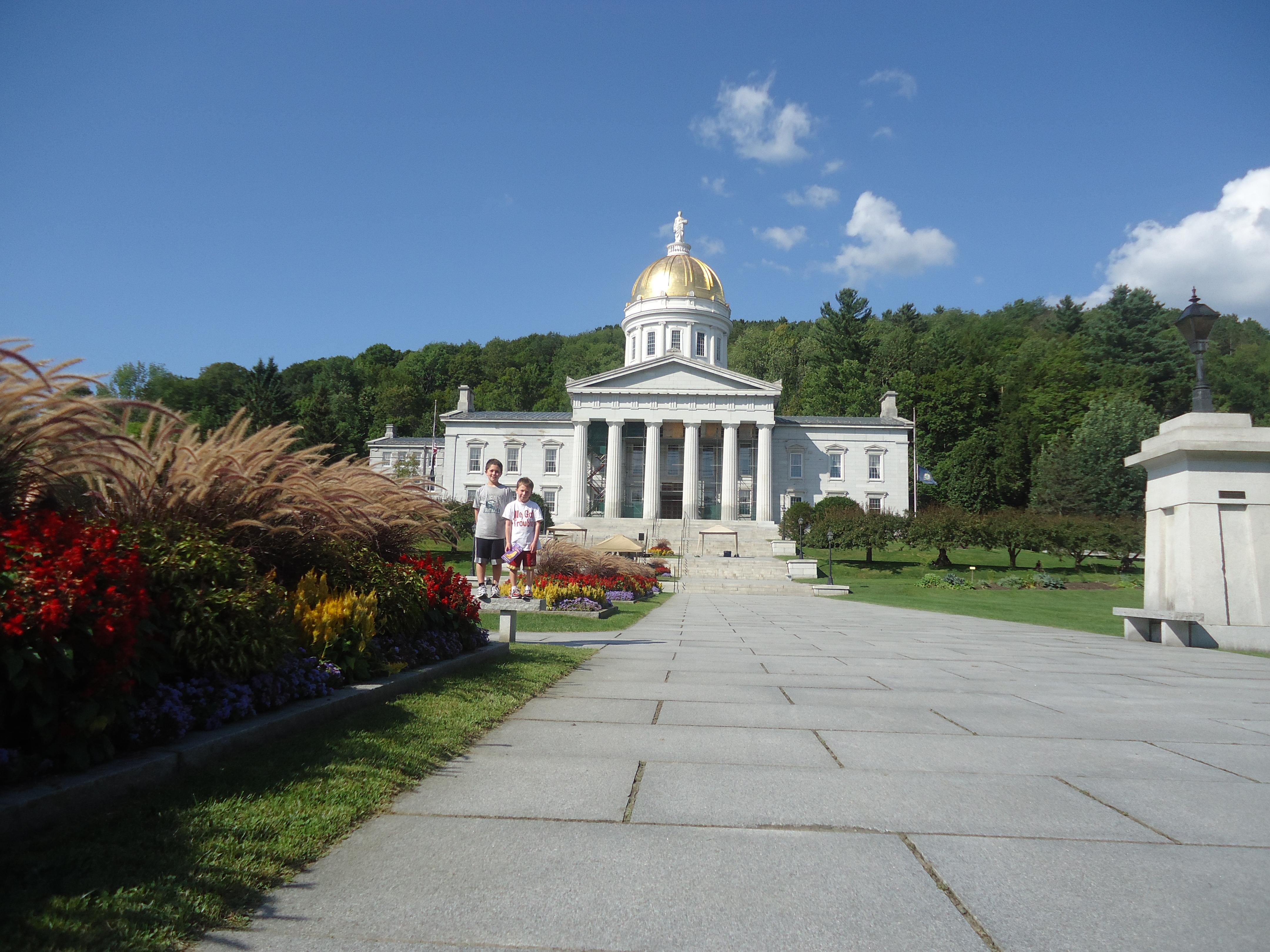 Vermont: Freedom and Unity | Laura Nicole Diamond