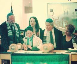 Reading from Torah