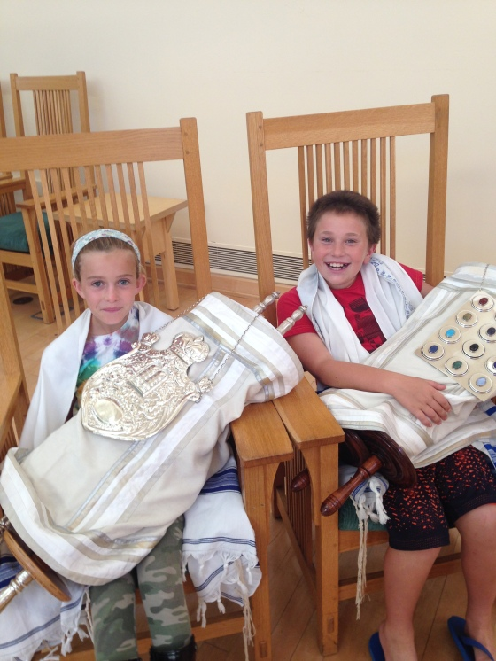 Lucky little Jews.