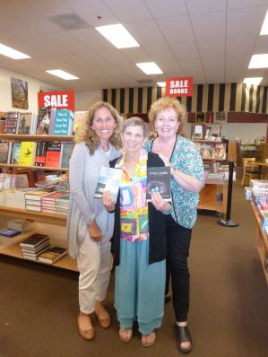 Copperfields with Chris, LND, Betsy Graziani Fasbinder