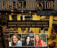 The Last Bookstore, Los Angeles, CA