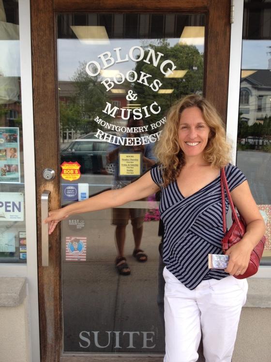 Oblong Books, Rhinebeck, NY