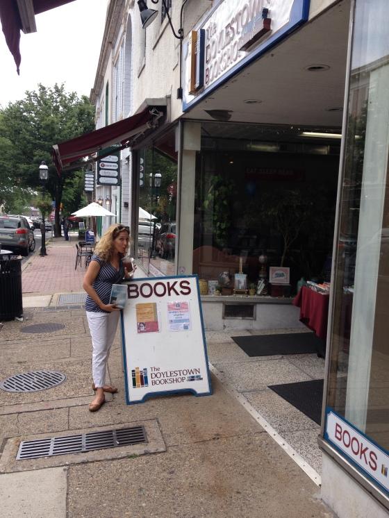 Doylestown Bookshop, Doylestown, PA.
