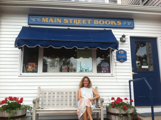 Picture perfect Main Street Books in Orleans