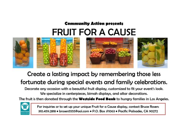 fruitforacause